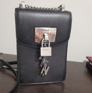 DKNY Elissa Pebble crossbody
